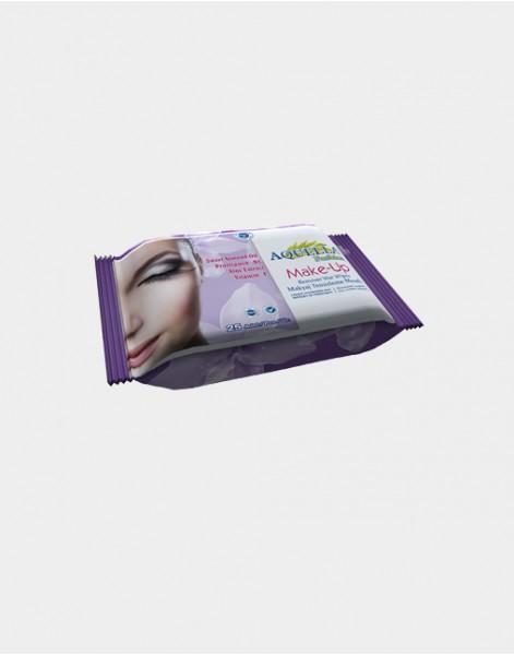 Aquella Fashion make-up remover wet wipes 25pcs